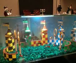 ... Large-size of Enticing Quidditch Field In Est Fish Tanks Ever Dorkly  Post in Cool ...