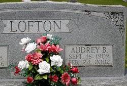 Audrey Brumfield Lofton (1909-2002) - Find A Grave Memorial