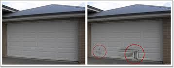 garage door panels lowesGarage Garage Door Panel Repair  Home Garage Ideas