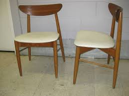 simple mid century modern dining room chairs table and with goodly