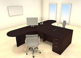 office workstation desks. 2 Person Office Workstation Two Persons Modern Executive Desk Set Ch In Workstations Home . Cubicles Desks A