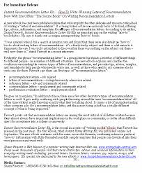 Press Release Sample Format For A Typical Press Release News