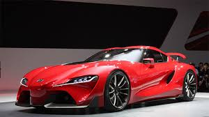 2018 toyota new cars. new toyota supra bmw z5 to launch in 2018 cars