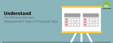 Difference Between Assessment Year And Financial Year H R