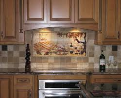 Mural Tiles For Kitchen Decor Kitchen Wall Ideas Mural dayrime 45