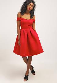 Chi Chi London JADE - Cocktailkleid / festliches Kleid - red Damen ...