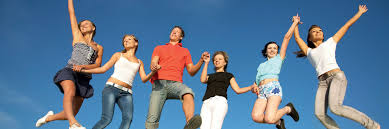 """Résultat de recherche d'images pour """"adolescents en activités physiques"""""""