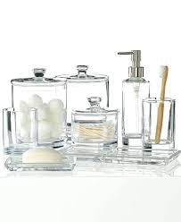 clear glass bathroom accessories. clear bathroom accessories large size of amusing glass beautiful sea with a