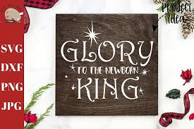 Download 15,362 baby jesus free vectors. Glory To The Newborn King Svg Christmas Baby Jesus Svg 390602 Svgs Design Bundles Christmas Baby Design Bundles Free Design Resources