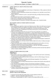 Office Manager Resume Examples Assistant Front Office Manager Resume Samples Velvet Jobs 31