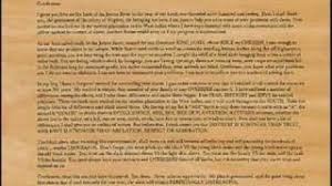 willy lynch letter