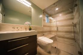 Bay Area Bathroom Remodel  Heather Zerah Interiors - Bathroom remodeling san francisco