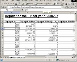 Excel Reporting In Asp Net Using C And Datagrid Codeproject