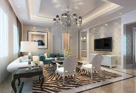 recessed large contemporary chandeliers