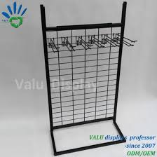 Wire Grid Display Stands