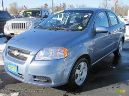 2007 Chevrolet Aveo LT Sedan in Icelandic Blue - 163923 ...