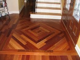 Astonishing Patterned Hardwood Floors On Floor Throughout Wood Floor