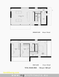 architectural house plan awesome 1 story house plans best split one story modern house plans