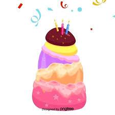 Birthday Cake Pictures To Color Free Creative Cakes Birthday Cake
