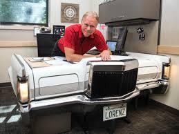 Car Desks Doug Clark From Boat Cars To Car Desks Spokanes Tim Lorentz