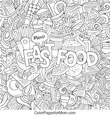 Coloring Pages Of Food Free Coloring Pages Food Food Pyramid