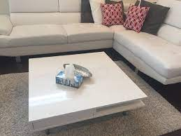 coffee table is too low