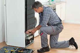 appliance repair milwaukee. Wonderful Repair Appliance Repair Man Troubleshooting Broken Refrigerator Johnu0027s  Service Appliance Repair Milwaukee Throughout Repair Milwaukee