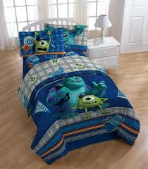 monsters inc bed monster university scare care sheet set twin printed twin sheet set includes 1 monsters inc