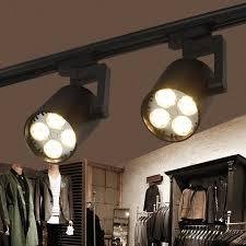 kitchen rail lighting. LED Track Light COB 35W Ceiling Rail Lights Spotlight For Kitchen Fixed Clothing Shoes Shops Stores Lighting Led P A