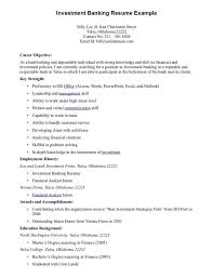 Objective Resume Samples Objective In A Resume Sample Sevte 33