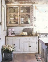 Shabby Chic Country Kitchen Kreg Kitchen Cabinets Country Kitchen Designs Design Porter