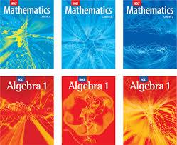 Holt Math Covers David Montle