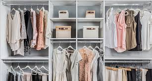 Custom Reach In Closets Small Space Organization Designers