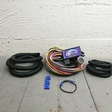 1960 1965 ford falcon 8 circuit wire harness fits painless fuse image is loading 1960 1965 ford falcon 8 circuit wire harness