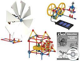 Knex Education Renewable Energy Set 583 Pieces Ages