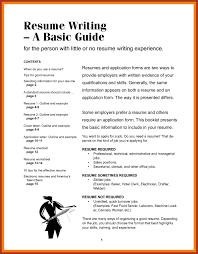 Beautiful Simple Resume Sample Fresh Sample Simple Resume Format ...