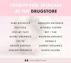 choose these brands over l oreal garnier neutrogena and others who test