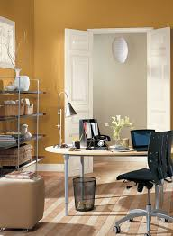 orange home office. Home Office Orange Paint Color Scheme From Benjamin Moore H