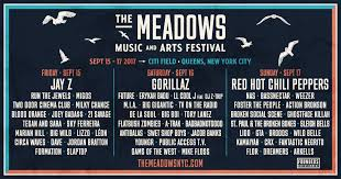 The Meadows Music & Arts Festival – September 15-17, 2017: Citi ...