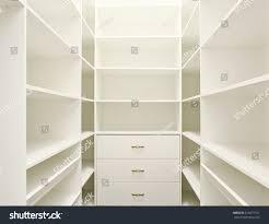 empty walk in closet. White Empty Walk-in Closet. Walk In Closet N