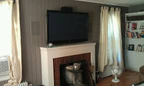 greenwich ct complete custom tv install with surround sound