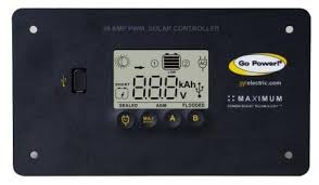 30 Amp <b>Solar Charge Controller PWM</b>-30 | Go Power Products