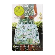 Amy Butler Weekender Bag Pattern