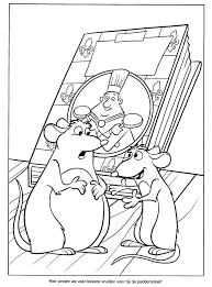 Kleurplaten En Zo Kleurplaat Van Ratatouille