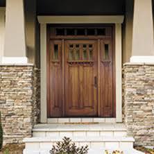 wood front doorsPella Doors  Pella