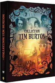 La Collection Tim Burton - Charlie et la chocolaterie + Les noces funèbres  + Sweeney Todd + Dark Shadows: Amazon.de: Tim Burton: DVD & Blu-ray