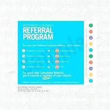 Center Partners Employee Referral Program Poster Poster