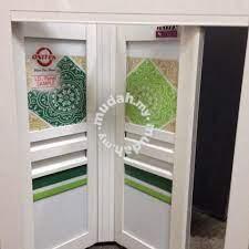 Bathroom Aluminium Bi Fold Door Bed Bath For Sale In Puchong Selangor Mudah My