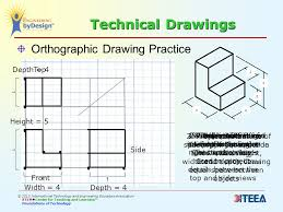 Foundations of Technology Sketching and Technical Drawing - ppt ...