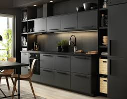 kitchen cabinets in bathroom. Ikea Black Kitchen Cabinets SMITH Design The Ultimate In Bathroom T